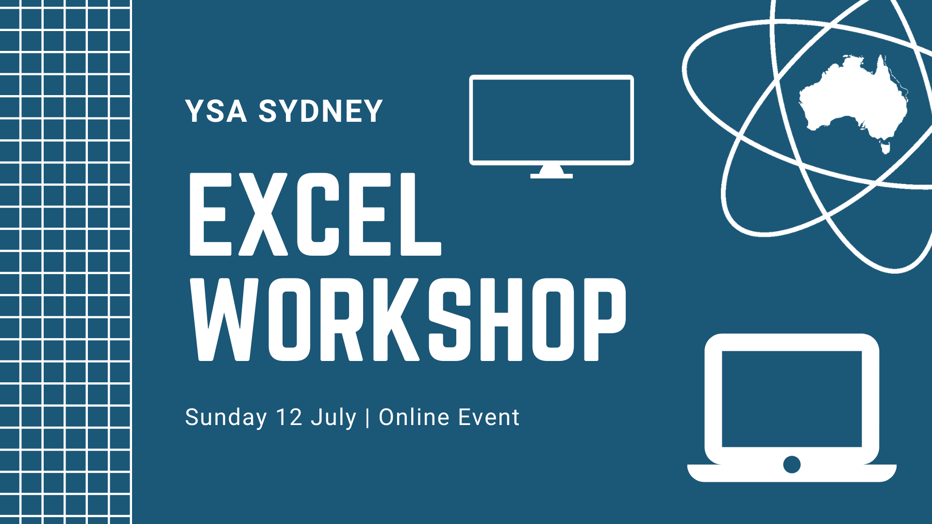 July Excel Workshop