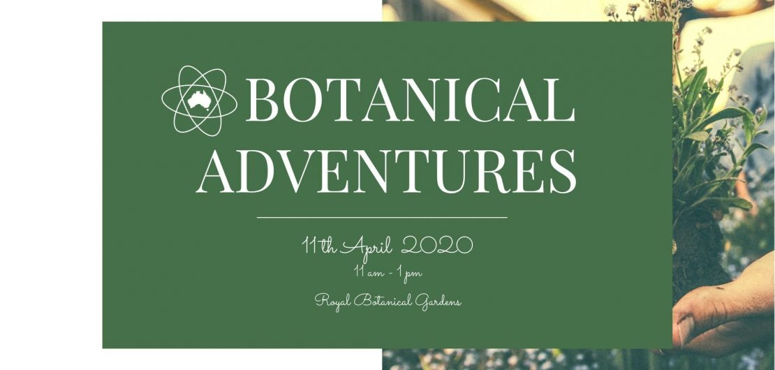 Banner for Botanical Adventures
