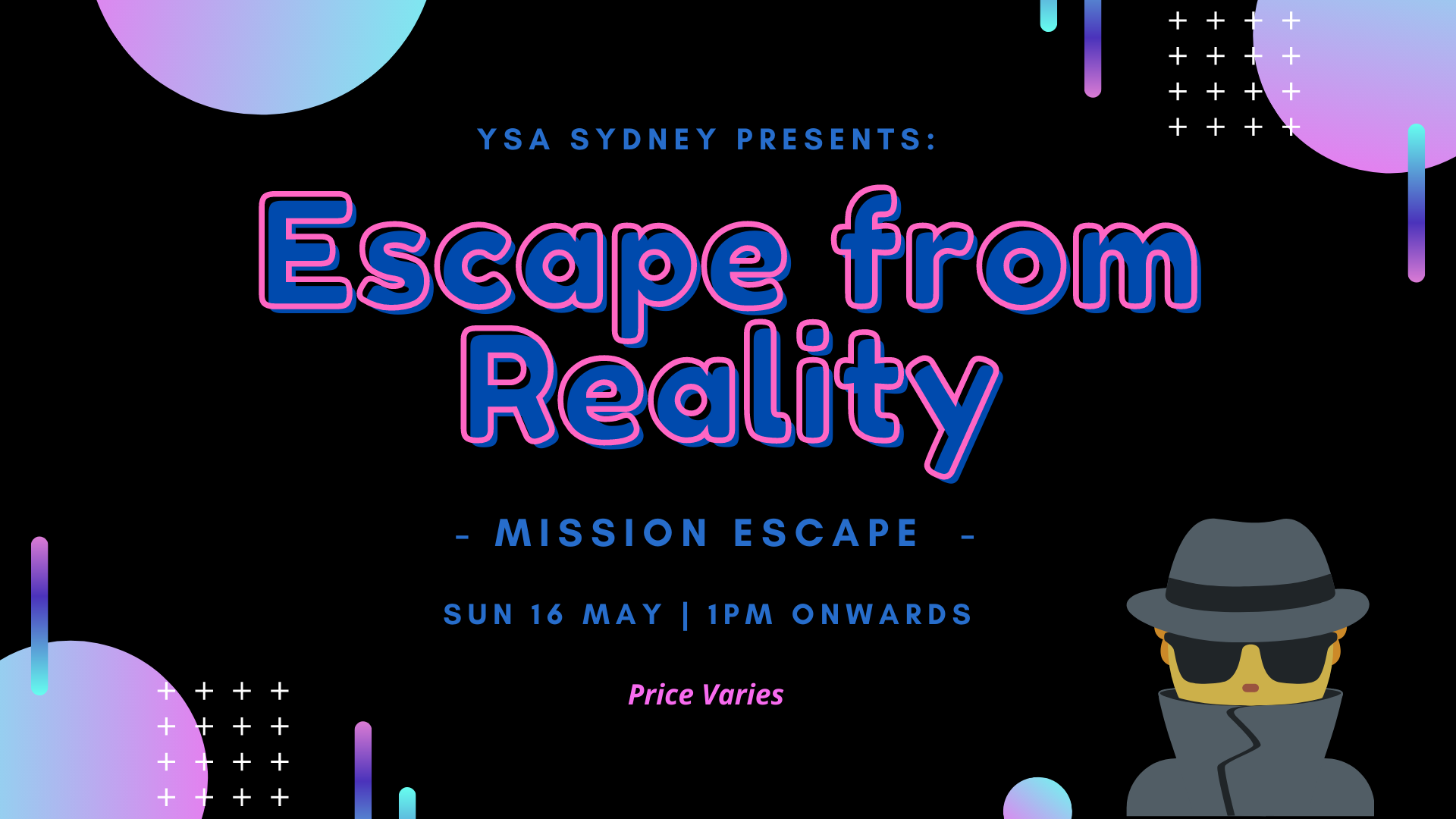 YSA Escape from Reality