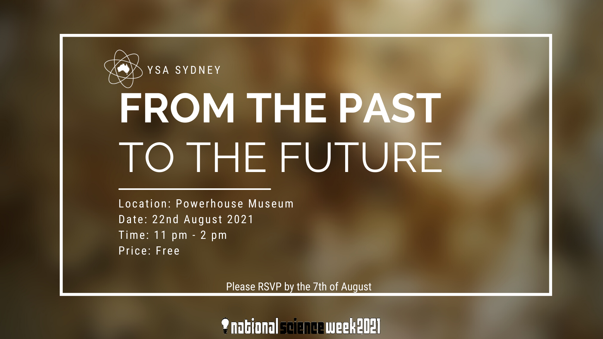 YSA From the Past to the Future